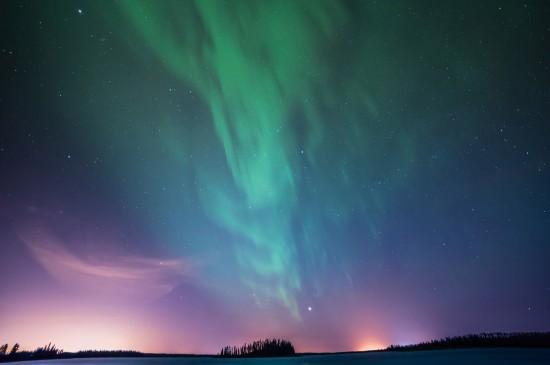 神秘星云唯美風景圖片攝影壁紙