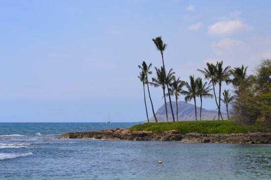 <夏威夷唯美大海风景桌面壁纸