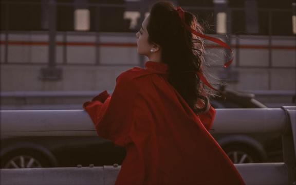 仙氣純情美女文藝唯美小