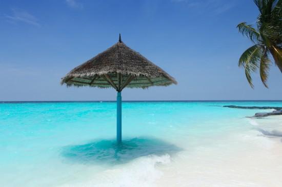 <马尔代夫优美风景图片桌面壁纸