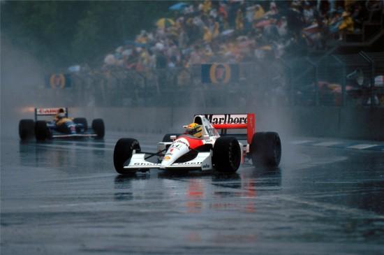 迈凯伦McLaren MP4图片桌面壁纸
